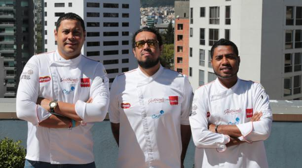 Cocineros top chef